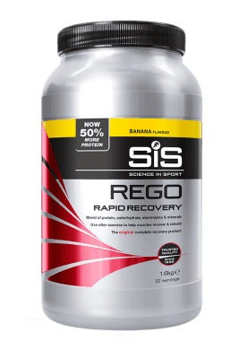 SiS Rego Recovery 1,6kg Banana