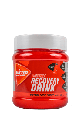 Wcup Recovery Drink Orange